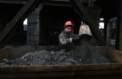Self-proclaimed Donetsk republic starts supplying coal to Ukraine