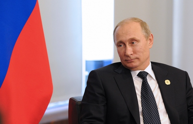Russian President Putin says Ukraine needs federalization...